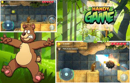 Télécharger gratuit Teddy Bear Life Adventures APK MOD 1