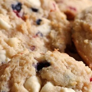 Berry Cheesecake Cookies (From a Muffin Mix).