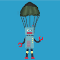 Parachute Invader-break parach icon