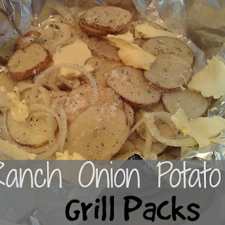 Grill Packs- Ranch Onion Potatoes