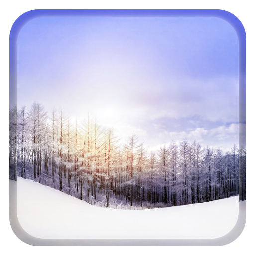 Snowy Winter Icon