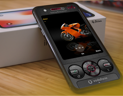 Download Sony Ericsson W705 For KLWP MOD APK 4
