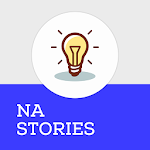 NA Basic Text Audio Stories of Recovery Clean Time Icon