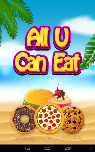 All U Can Eat: Meal Match Free
