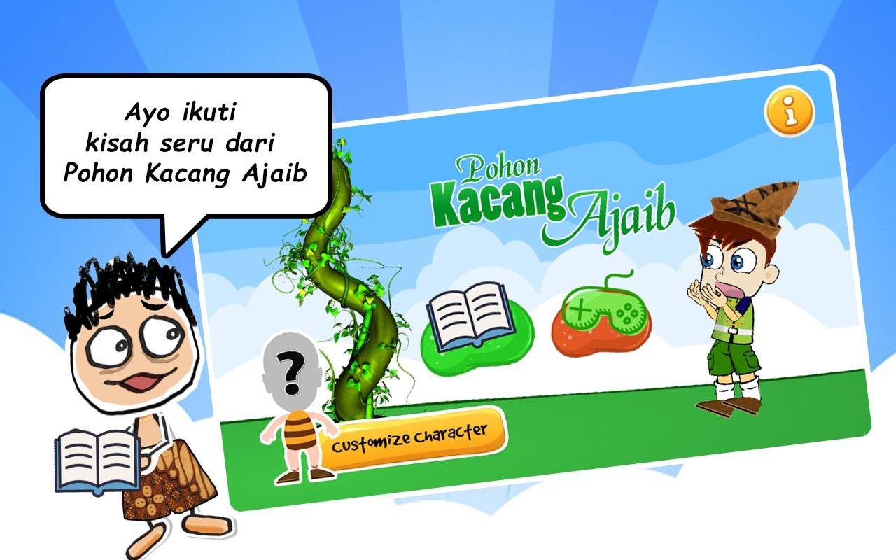 Cerita Pohon Kacang Ajaib Android Apps On Google Play