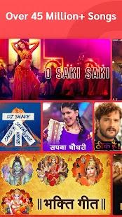 Gaana Music- Hindi Tamil Telugu MP3 Songs Online Screenshot