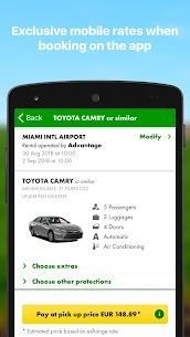 Europcar- Alquiler de coches y furgonetas