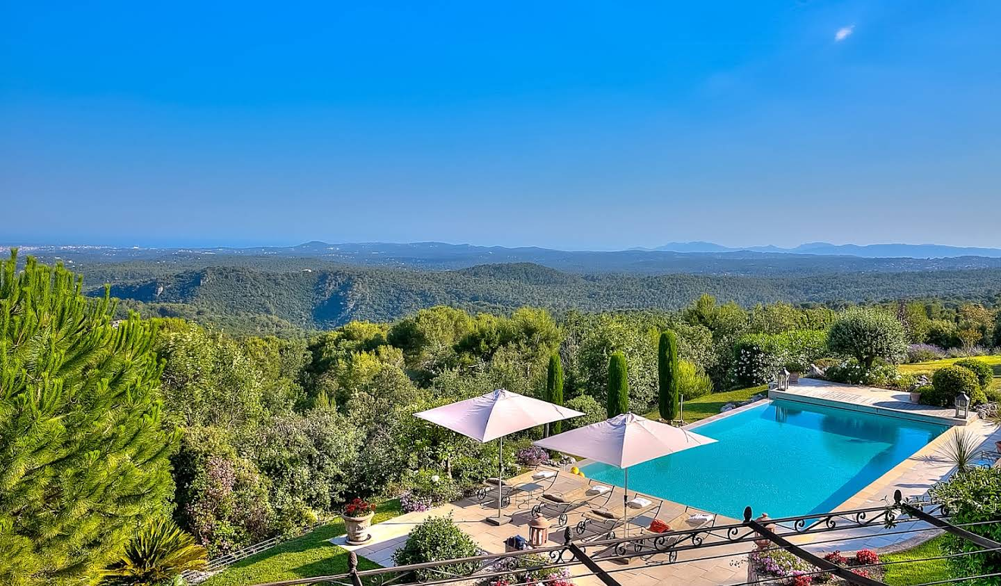 Property with pool Tourrettes-sur-Loup