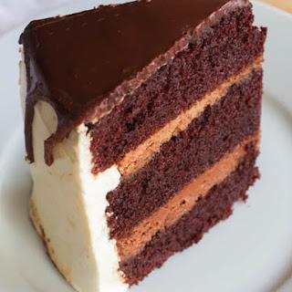 Chocolate Decadence Cake.