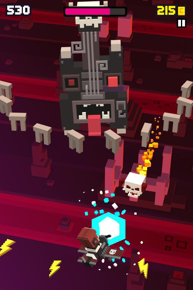 Shooty Skies - Arcade Flyer Screenshot 4