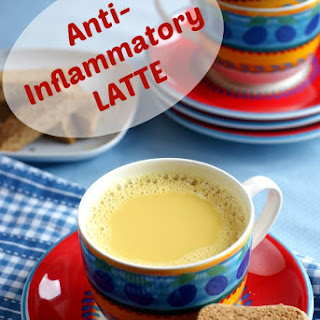 Anti-Inflammatory Latte.