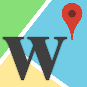 Wiki map: get articles around