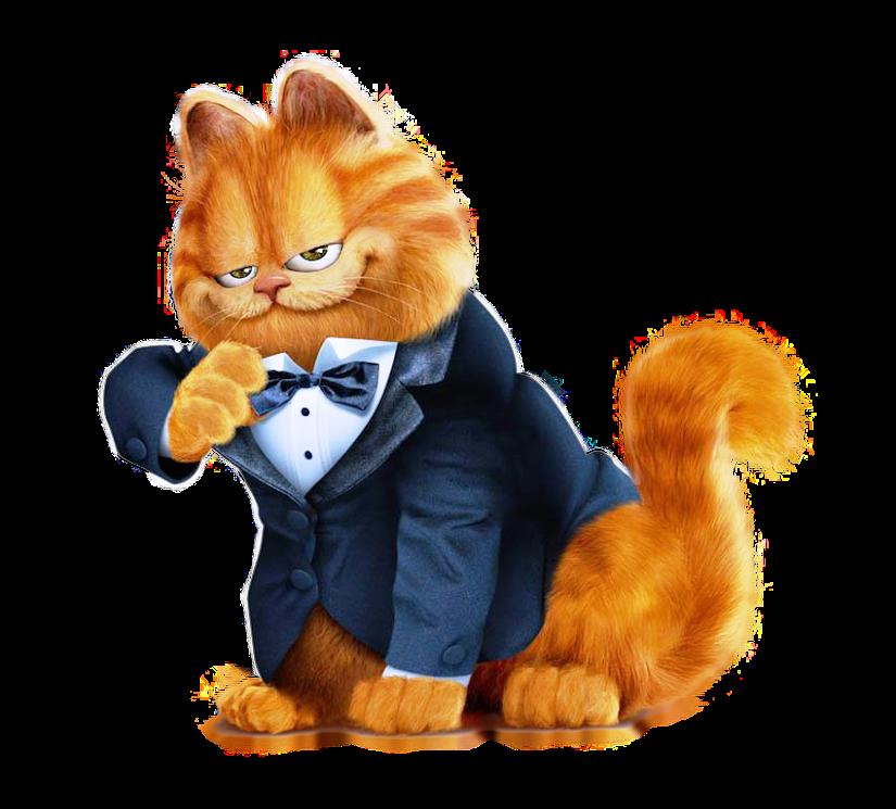 Garfield With Suit XF64Wn0Kj3SdvdKe94nY