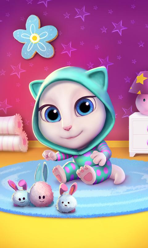 What you should know about My Talking Angela app