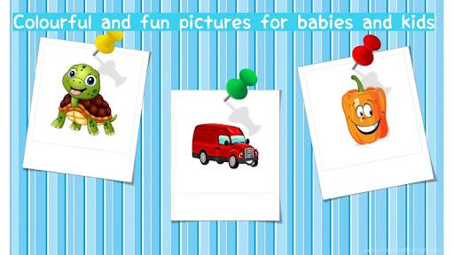 Baby's First Words (English)  captures d'u00e9cran 2