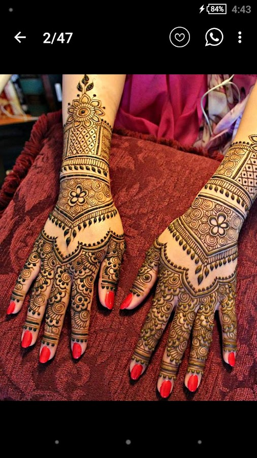 Mehndi App For Android : Mehndi designs android apps on google play