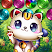 Bubble Pop Mania - Kitty Cat Adventures