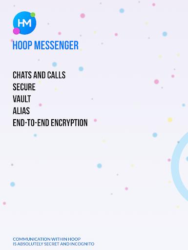 Hoop Messenger 2.23.2129 screenshots 13
