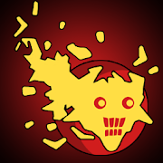 Fire Bounce ball game