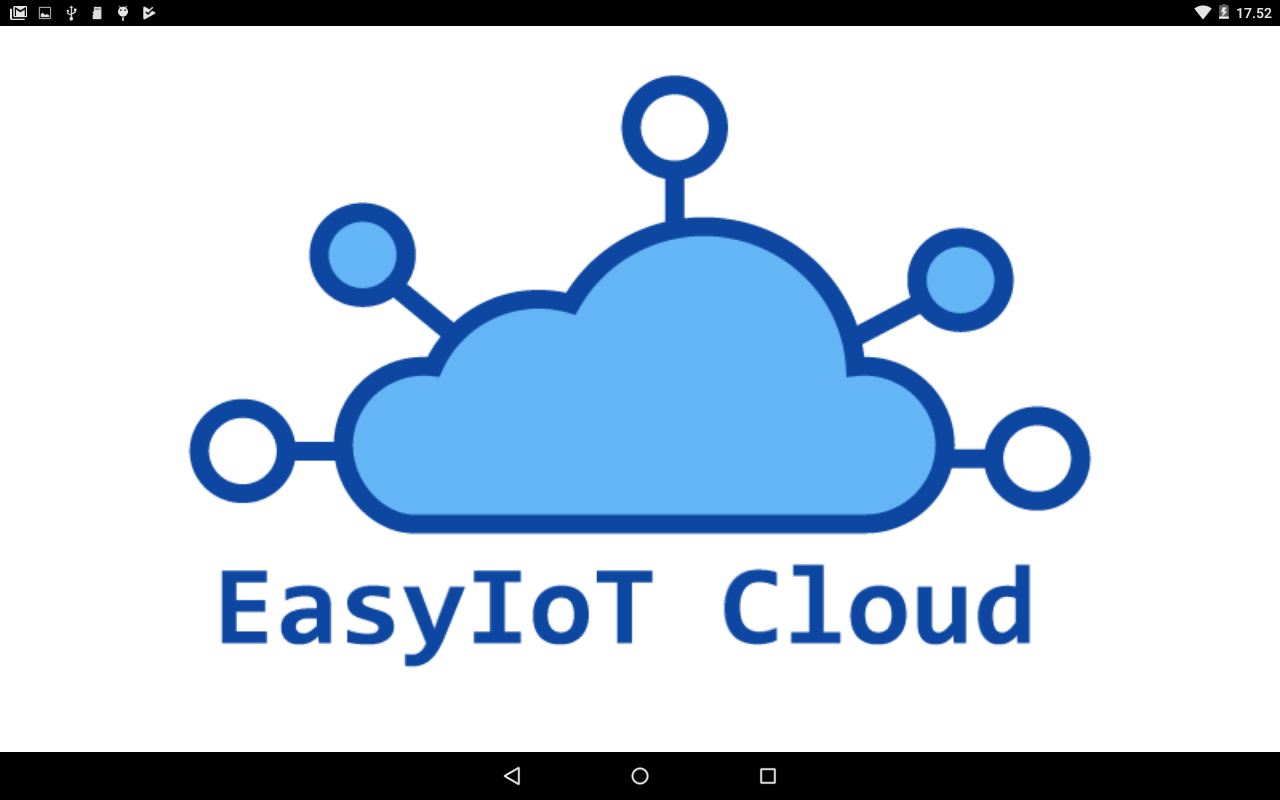 EasyIoT Cloud- screenshot