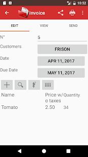 invoice pro aplicaciones en google play