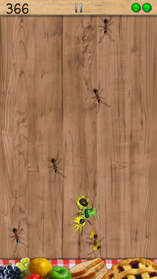 Ant Smasher, Best Free Game- screenshot
