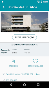 Hospital da Luz - náhled