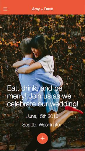 Joy - Your Wedding App