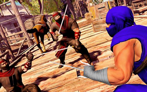 Kung-Fu Ninja War Lord: True Warrior  screenshots 2