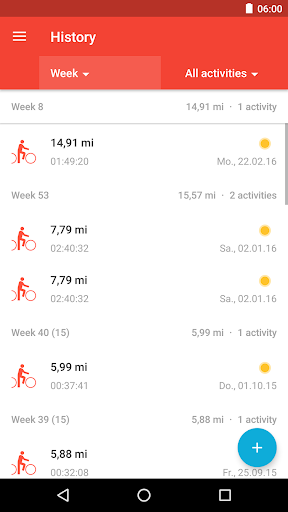 Runtastic Road Bike PRO v3.0.2 [Paid]