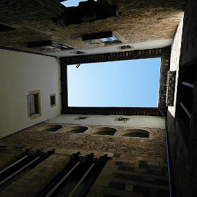 Sky is our roof by Vivek Suryanarayana - Buildings & Architecture Other Interior