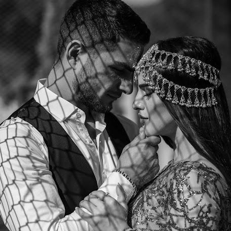 Fotógrafo de bodas Natiq Ibrahimov (natiqibrahimov). Foto del 12.11.2017