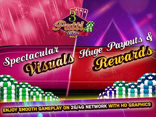 Teen Patti Tycoon Gold Indian Poker 2.3 screenshots 2