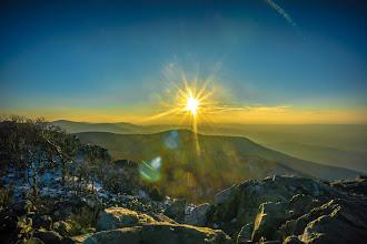 Photo: Stony Man Peak, Shanendoah