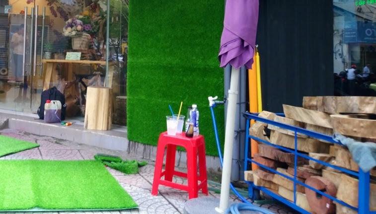 những lo âu khi bạn thiết kế cỏ nhựa nhân tạo giá cạnh tranh