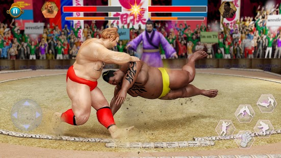 Sumo Wrestling Fight: Dangerous Battle 2020 Screenshot