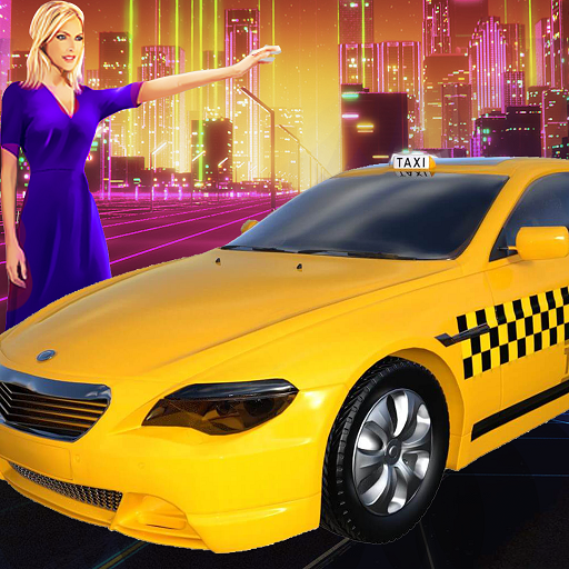 New York Taxi Simulator Driver : Taxi Games 2019