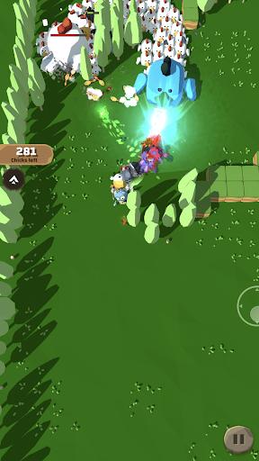 Eat Eggs 2 - Monsters vs Chickens  captures d'écran 1