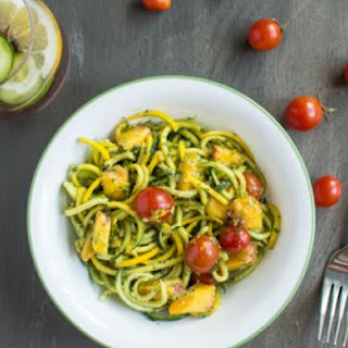 Summer Pesto Noodle Salad