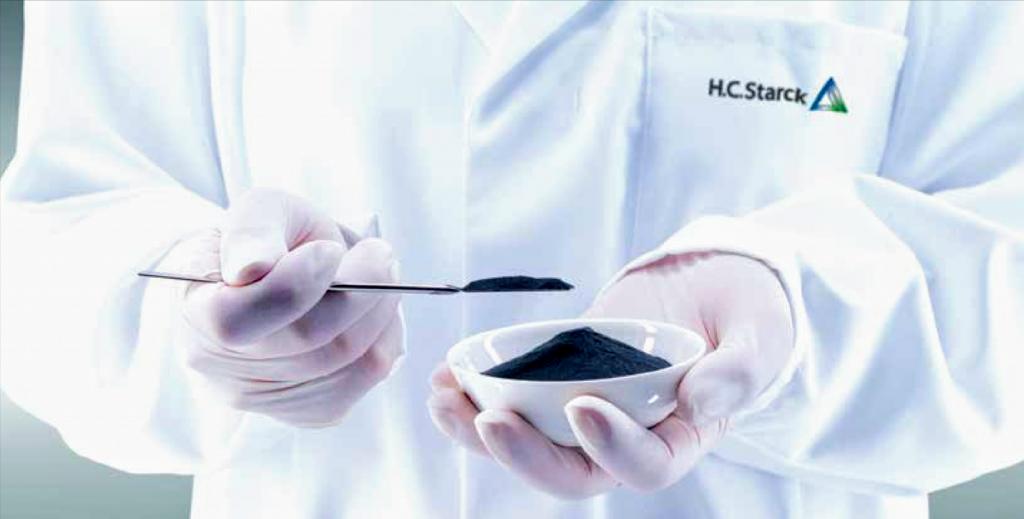 Н.С. Starck объявляет о выпуске нового порошкового метала AMPERPRINT® для адитивного производства