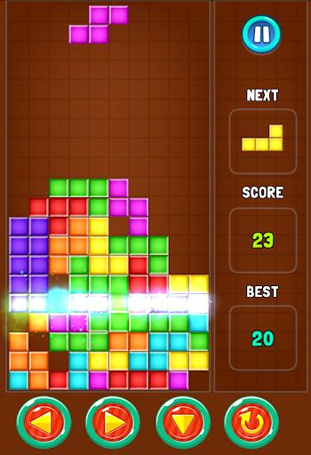 玩免費解謎APP|下載Block Game - テトリス app不用錢|硬是要APP