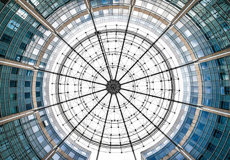 La natura in architettura.  di tonino_de_rubeis