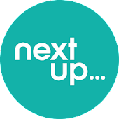 NextUp - Stream Great Stand-Up