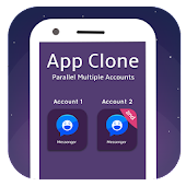 App Clone: Parallel Multiple Account