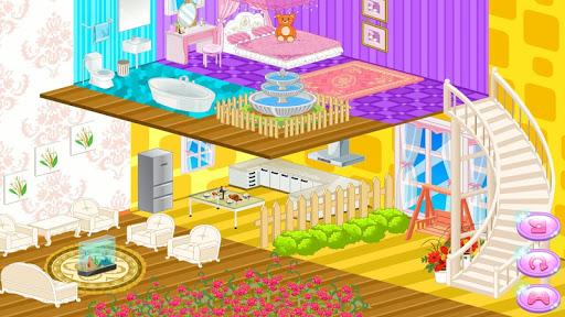 Princess New Doll House Design 1.1.6 screenshots 9