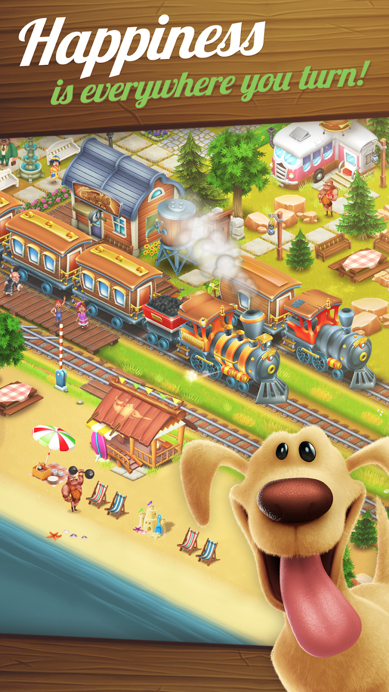 Hay Day Mod Apk ( Unlimited Money/ Daimond/ Gems) Download 2
