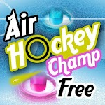 Air Hockey Champ Free Icon