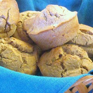 Gluten Free Gingerbread Muffins.