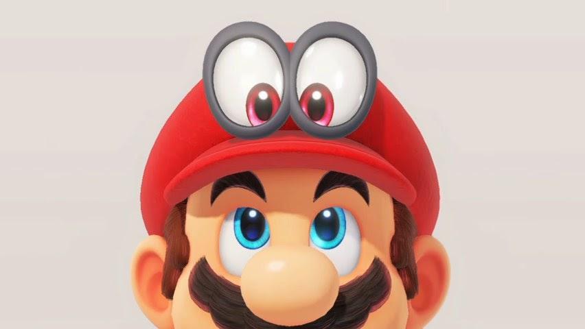 [Super Mario Odyssey] ออกผจญภัยไปในโลกกว้างแบบ 3D มาริโอ้