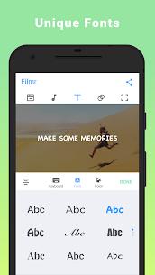 Filmr: Easy Video Editor for Photos, Music, AR 1.72 [Mod + APK] Android 3